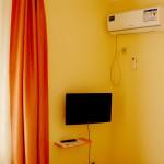 Телевизор, сплит-система